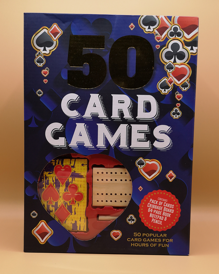 50 Card Games