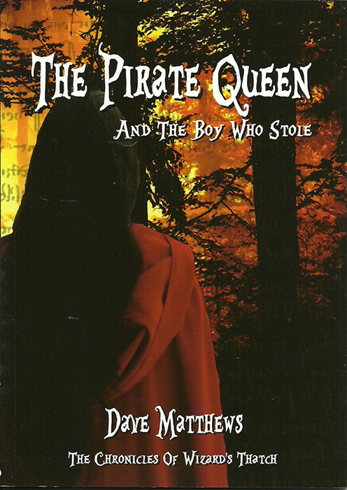The Pirate Queen and the Boy Who Stole