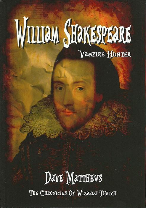 William Shakespeare, Vampire Hunter