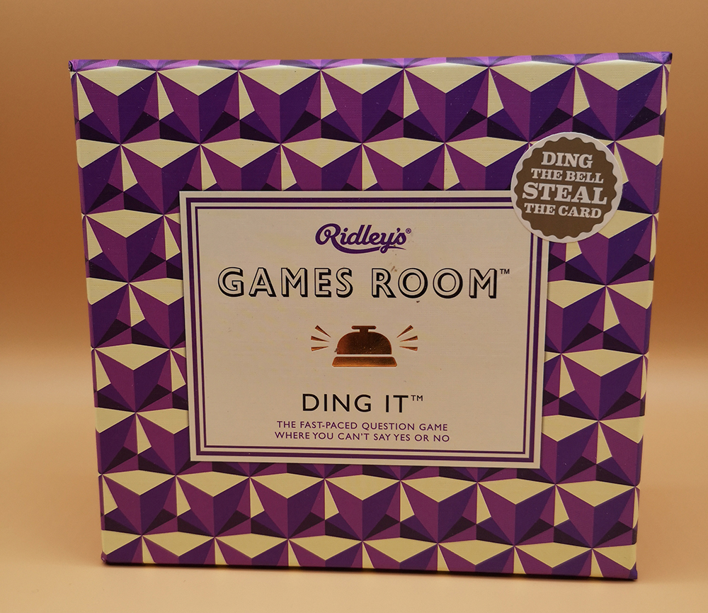 Ridley's Games Room Ding It