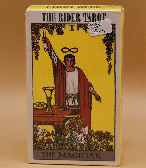 The Rider Tarot
