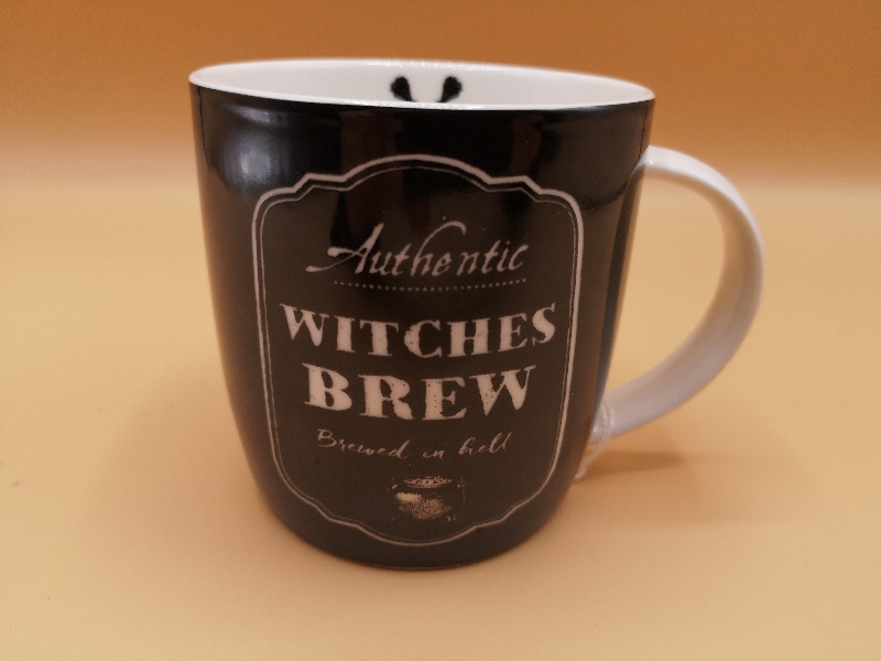 Witches Brew (Brewed in Hell) Mug
