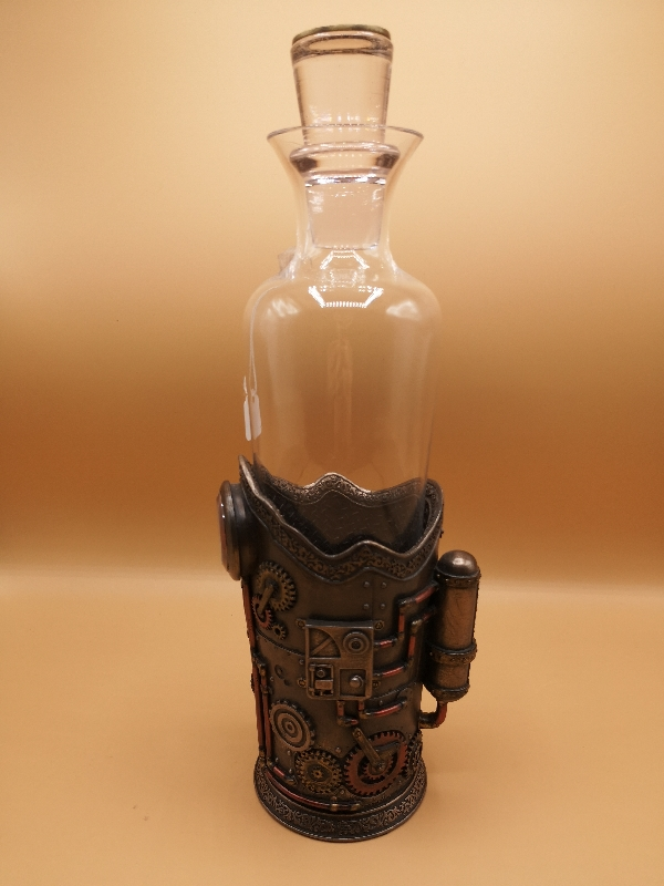 Steampunk Decanter