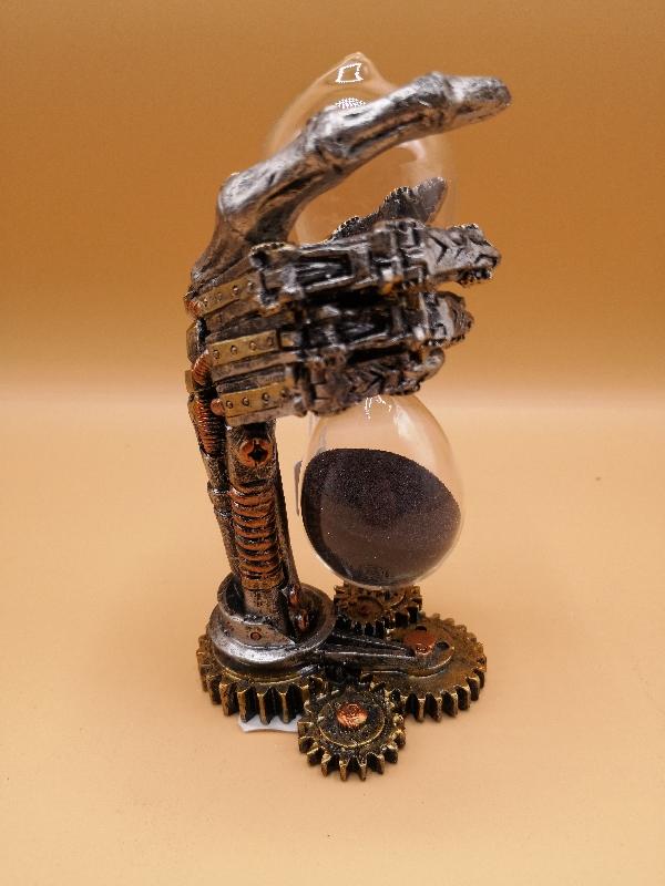 Steampunk Sand Timer
