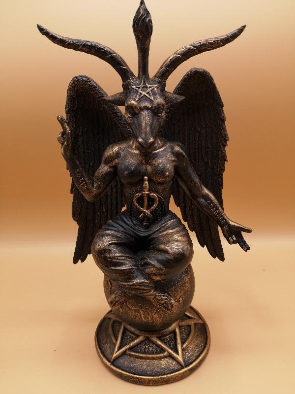 Baphomet Mystical Figurine