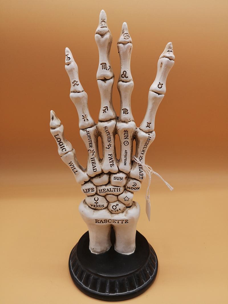 Skeletal Palmistry Hand