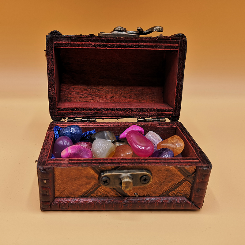 Treasure Chest and Treasure