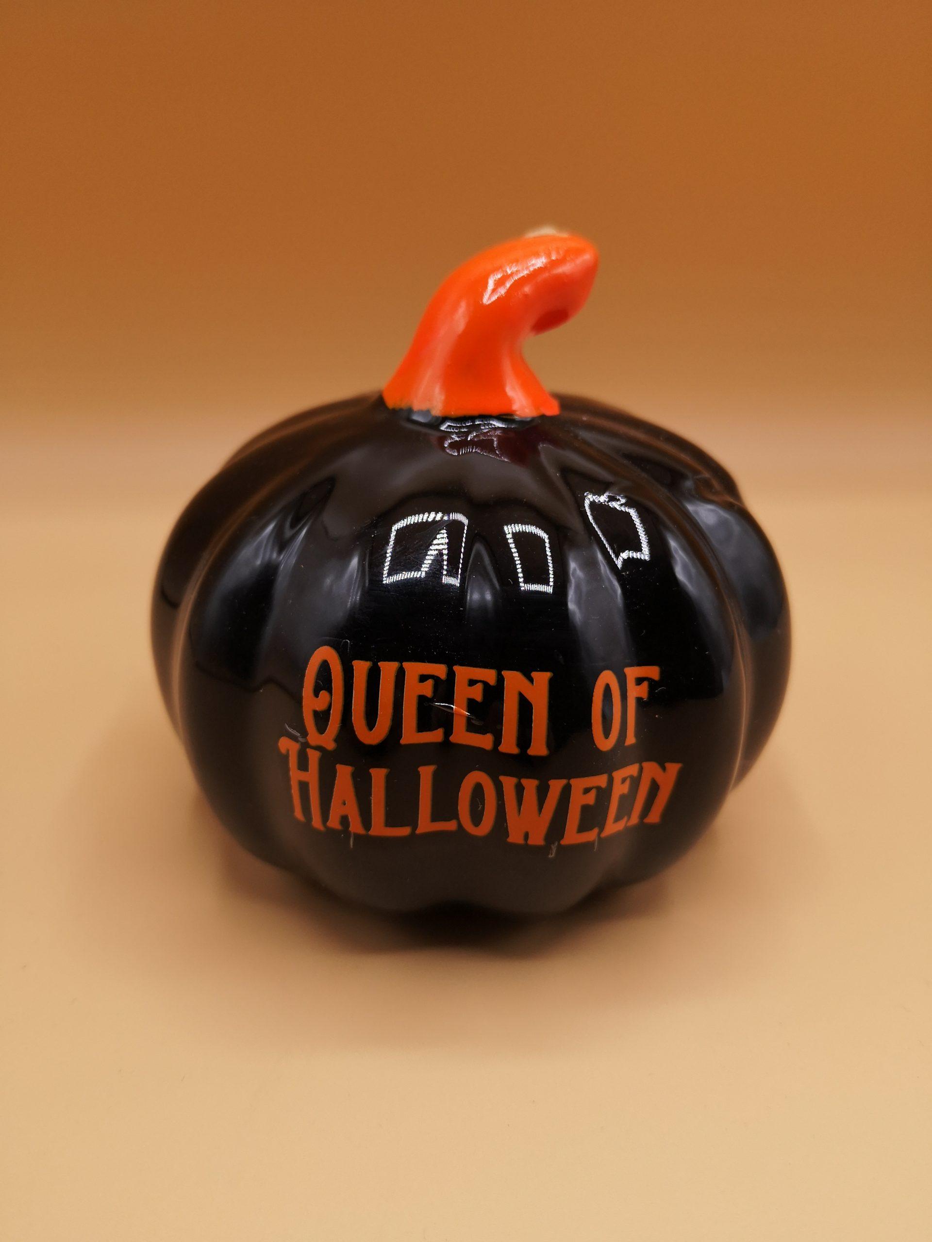 Pumpkin Queen of Halloween
