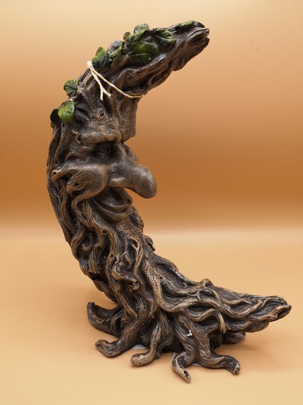 Moon Oak Tree Spirit